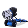 DFG-250 10'' 250mm Concrete Grinding Machine Epoxy Removal Floor Grinder Polisher