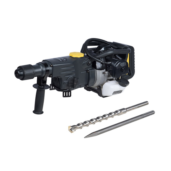 Two Function Gasoline Rock Hammer Drill