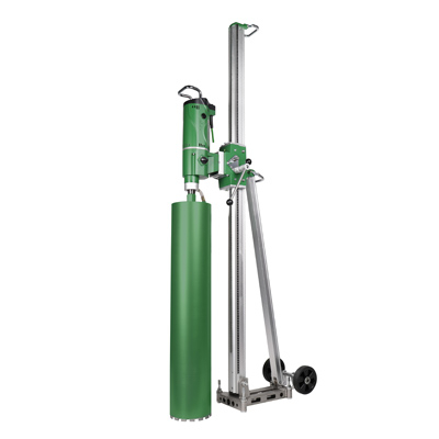 1600mm Travel Length Drill Rig Concrete Core Drill Stand DSP-2000