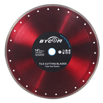 Hot Press Tile Cutting Blades