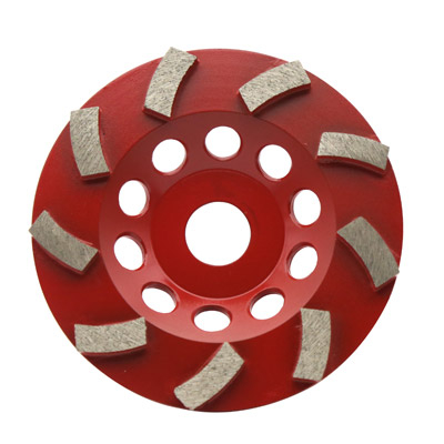 Super Effective Abrasive Diamond Concrete Grinding Wheel